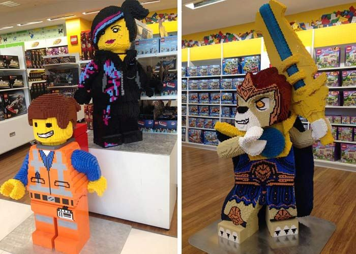 Lego-Myer-MyKids  Melbourne