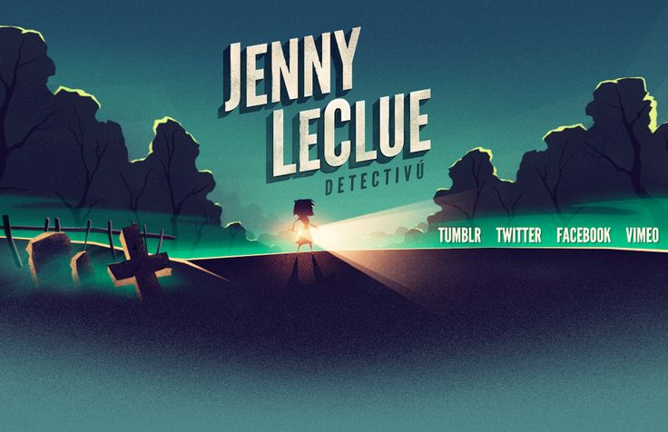 Jenny LeClue – A Handmade Adventure Game
