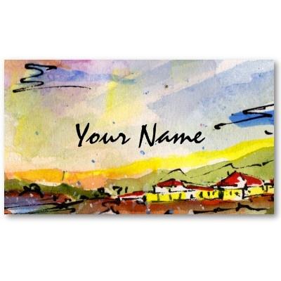 Die 12 besten Bilder zu My Artsy Business Card Designs auf ...
