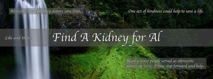 Registered at seattle swedish hospital. https://www.facebook.com/Find-a-Kidney-Donor-for-Albertus-Al-Gabo-339553419725600/