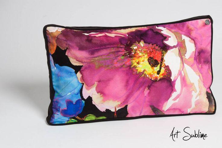 Art Sublime Design cushion pillow  www.facebook.com/… –  #decorative pillow #c… – Pawel Kossakowski