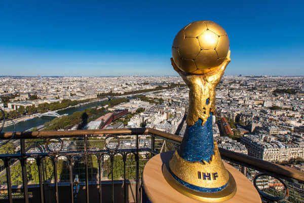Handball WM 2017 Frankreich: Favoriten, Stars, neue Regeln. Handball WM 2017 Frankreich: Die 25. Handball-Weltmeisterschaft de ...