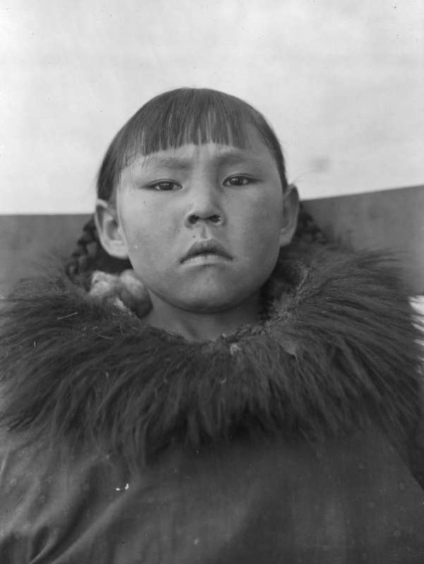 Inuit Tribes via lincolntaft.com #culture #traditional #costume #inuit