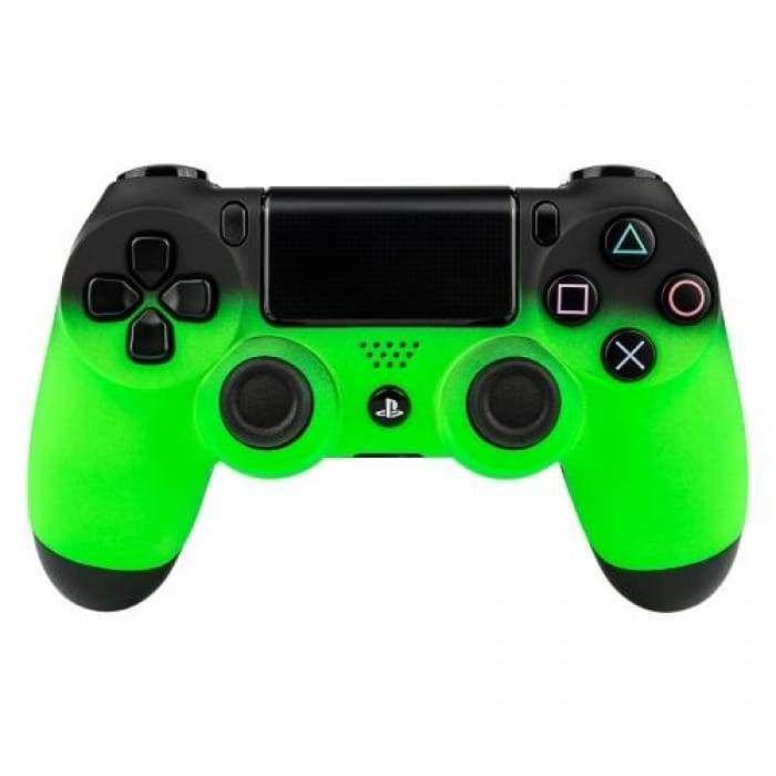 2018 shoes online retailer on sale Coque manettes PS4 - dégradé vert #videogaming #videogames ...
