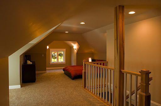 9 Extraordinary Attic Modern Sloped Ceiling Ideas Dachwohnung Dachgeschoss