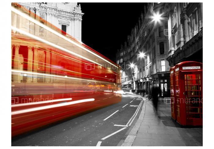 Vliesová fototapeta  #londonnight #modernliving #homedesign