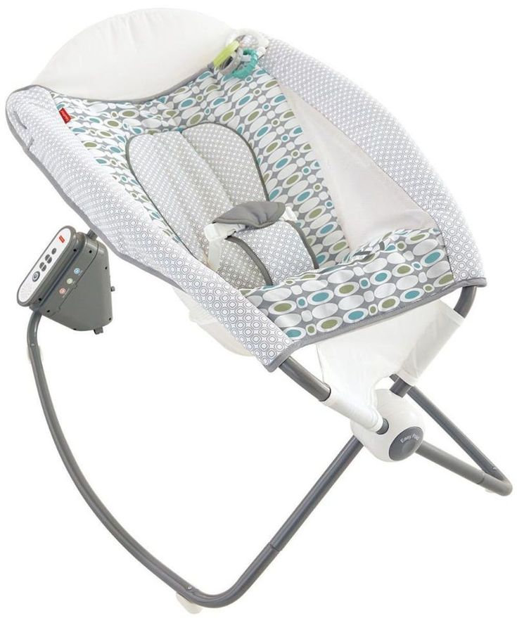 Fisher-Price Auto Rock 'n Play Sleeper #daycareprices #daycarecosts