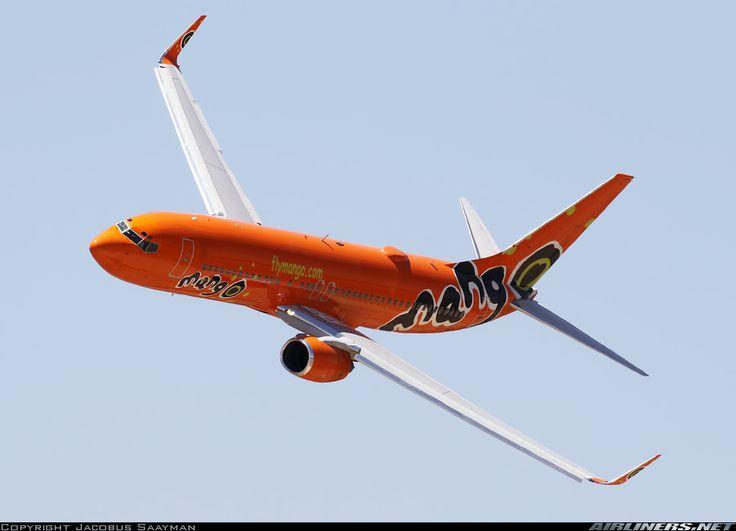 Boeing 737-8BG - Mango (South African Airways) | Aviation Photo #4783181 | Airliners.net