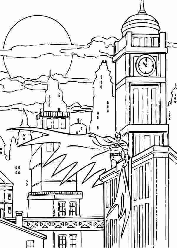 Coloring Pages Gotham City Skyline Coloring Pages New 97 Printable Sheets Gothamcity Gothamc In 2020 Gotham City Skyline Batman Coloring Pages Coloring Pages