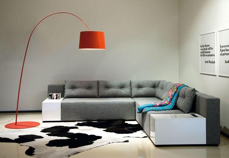 Monolog sofa, design: Sandin & Bülow