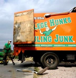 Junk Removal, Appilance Removal, Furniture Removal, Debris Removal   College Hunks Hauling Junk
