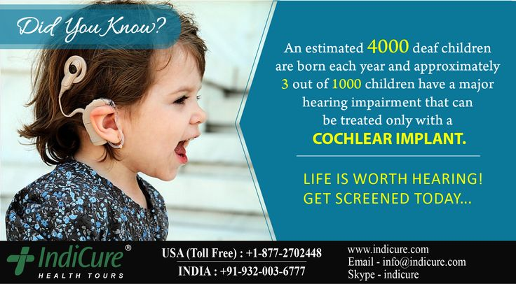 Cochlear Implant Surgery in India with IndiCure