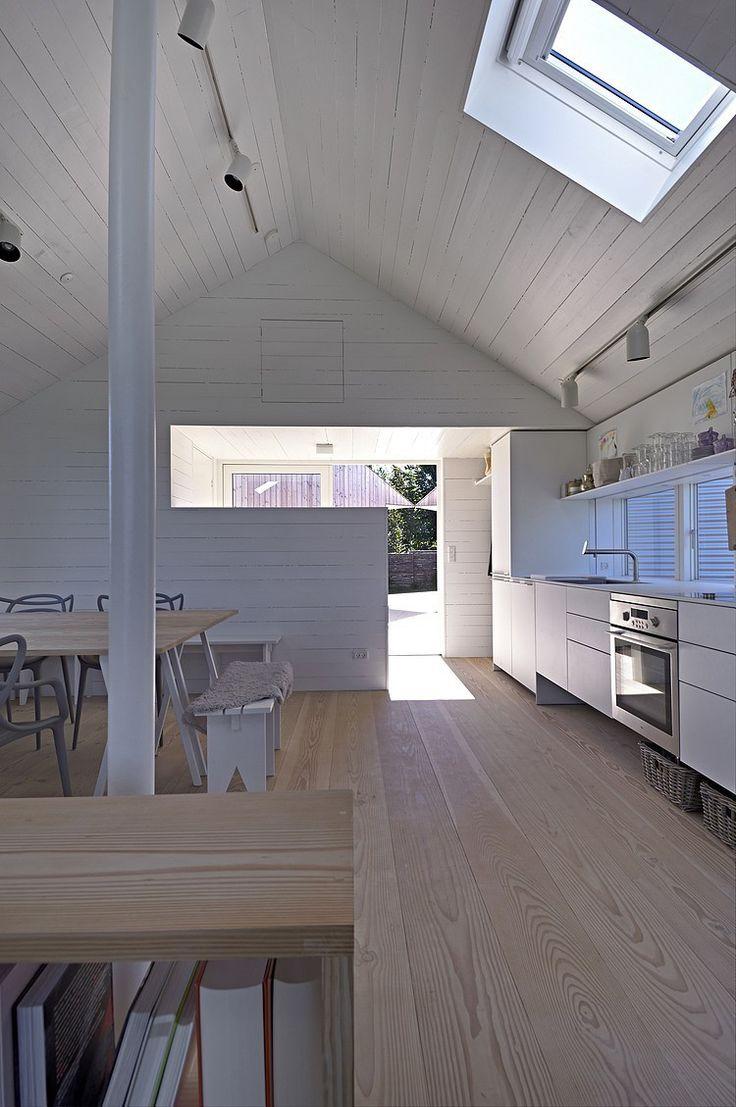 Casa  de verano de diseño en Dinamarca