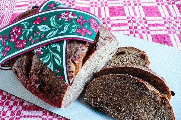 Vörtbröd+på+surdeg+-+recept+från+Recepten.nu