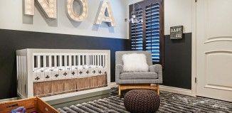 Canlı Temaya Sahip 15 Bebek Odası Tasarımı