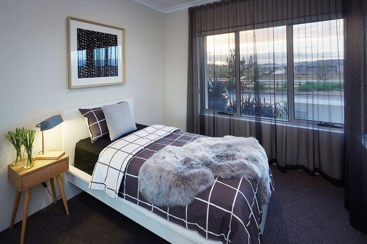 Bedroom, Blueprint Homes Perth.