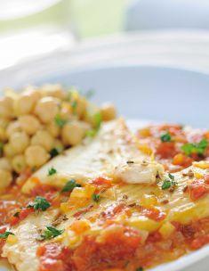 Razza in umido con zafferano, prezzemolo e cumino - Tutte le ricette dalla A alla Z - Cucina Naturale - Ricette, Menu, Diete