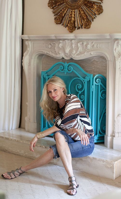 Take Your Cue From Jill Sorenson Amp Paint Your Fireplace