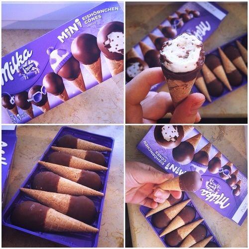 Milka... I need this