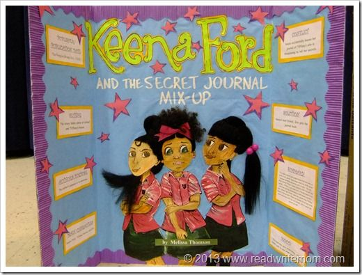 Examples Of Poster Board Ideas : Best reading fair projects images on pinterest