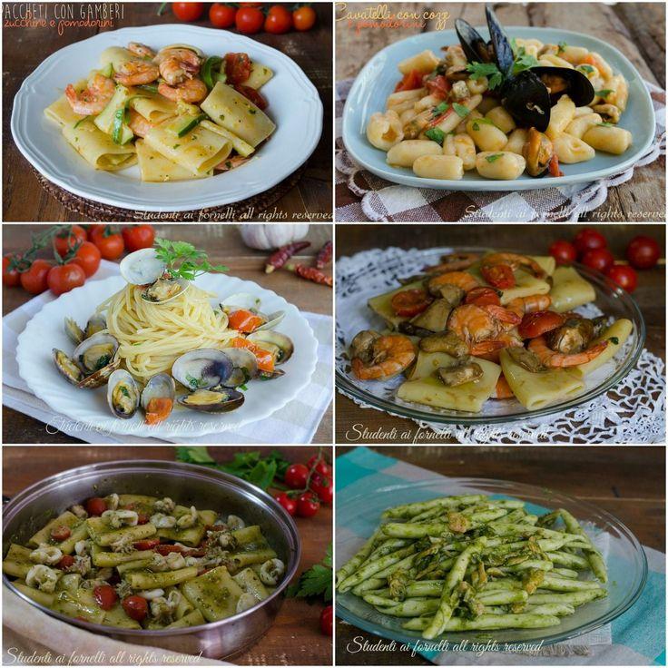 Primi piatti facili vigilia di Natale 2015 ricette economiche gustose