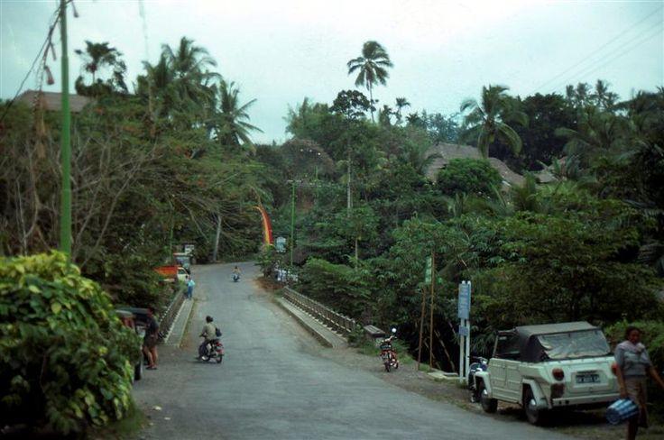 Tjampuhan bridge, 1986