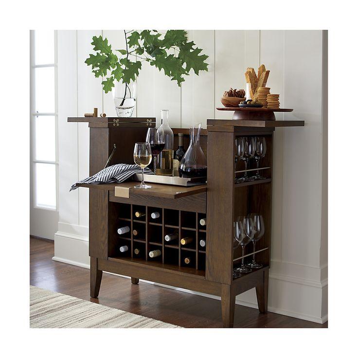 parker spirits bourbon cabinet 2