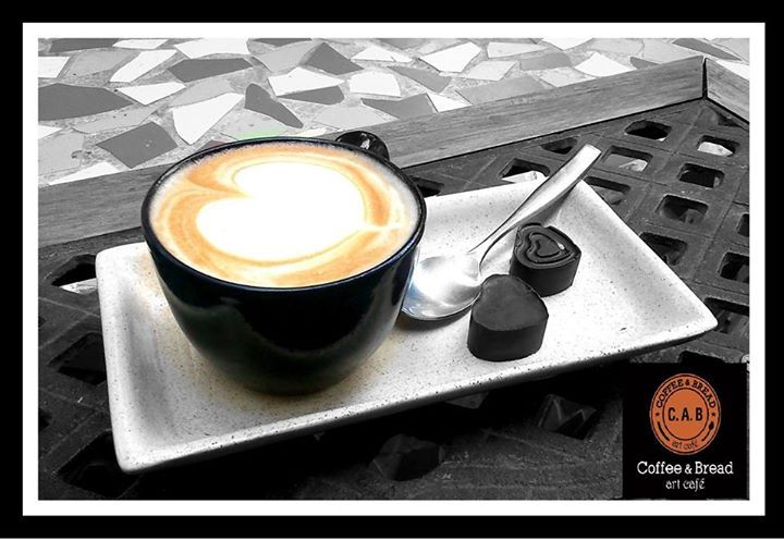 Cappuccino | Coffee & Bread Art Cafe | Pune
