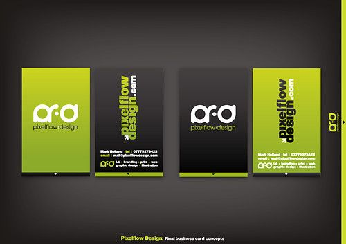 pfd business cards v3 by ~crezo on deviantart picture on VisualizeUs