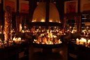 Romantic Candle Light Dinner at Hotel Adler Häusern, Black Forest, Germany