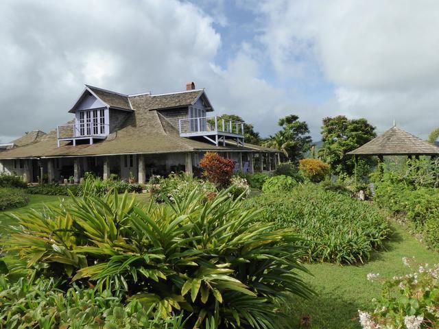 Beautiful Hilltop Home in Jamaica!  This unique hilltop home was built in 1750, rebuilt in the 1930's, renovated in 1989 and updated in 2015. This is a special property with historic interest awaits an owner who desires a peaceful, tranquil setting only 20 min to shops.