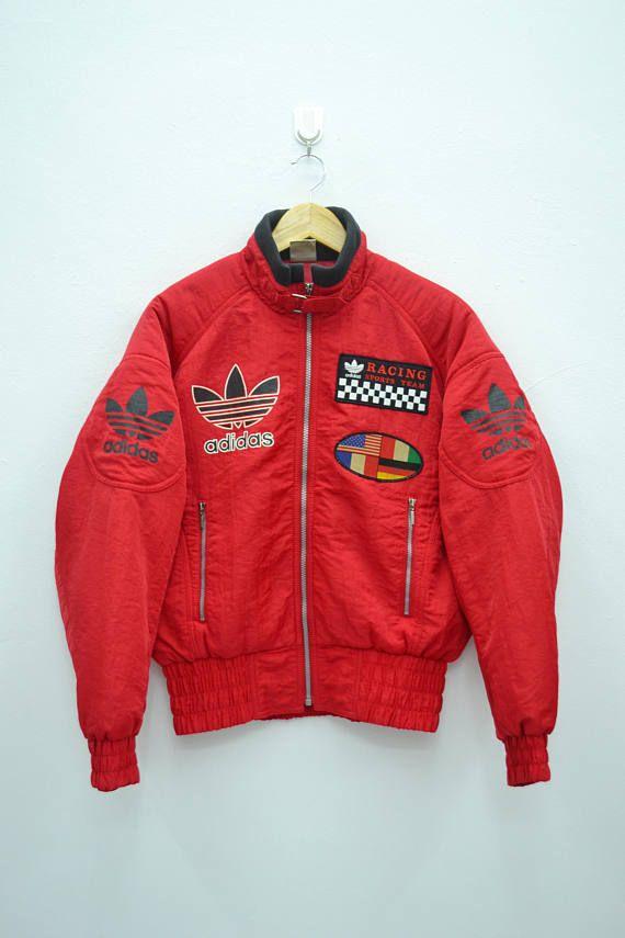 Vintage Adidas sleeveless windbreakerAdidas vest windbreake