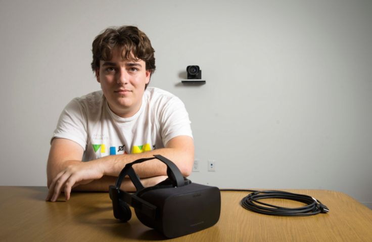 This is How Fake News Happens: The Reporting of Palmer Luckey and Nimble America