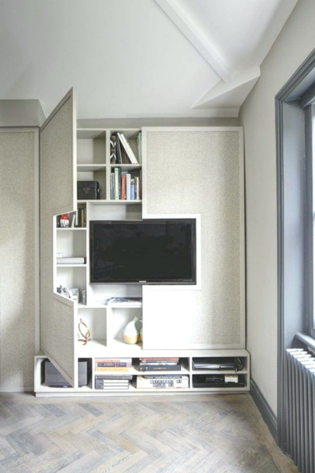 14 Hidden Storage Ideas For Small Spaces Via Brit Co Small Space