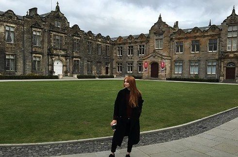 University of St Andrews, Scotland | 16 University Campuses That Might Secretly Be Hogwarts