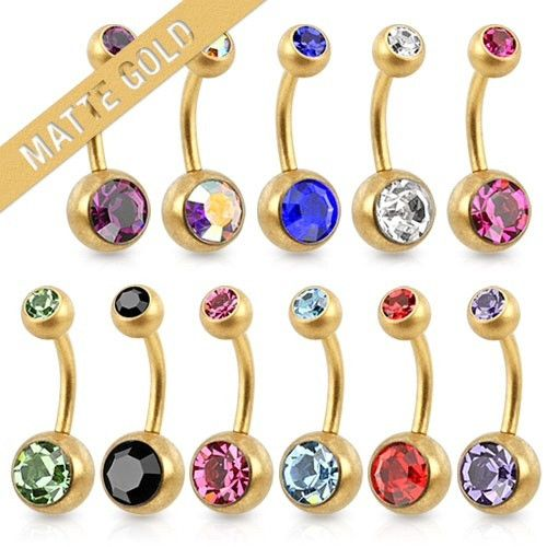 Titanium Belly Button Rings - Navel Rings Australia – bellylicious