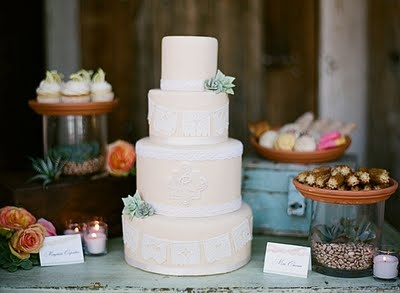 Mexican Wedding Cake Idea