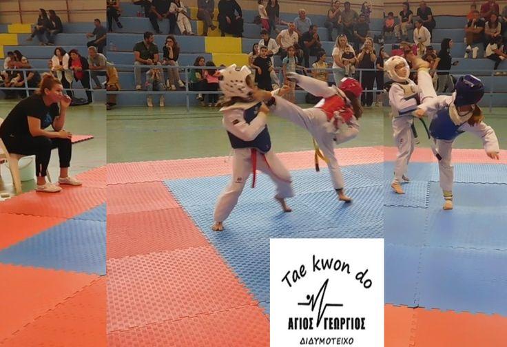 Φιλικοί αγώνες Τaekwondo στο Διδυμότειχο 06-05-2018