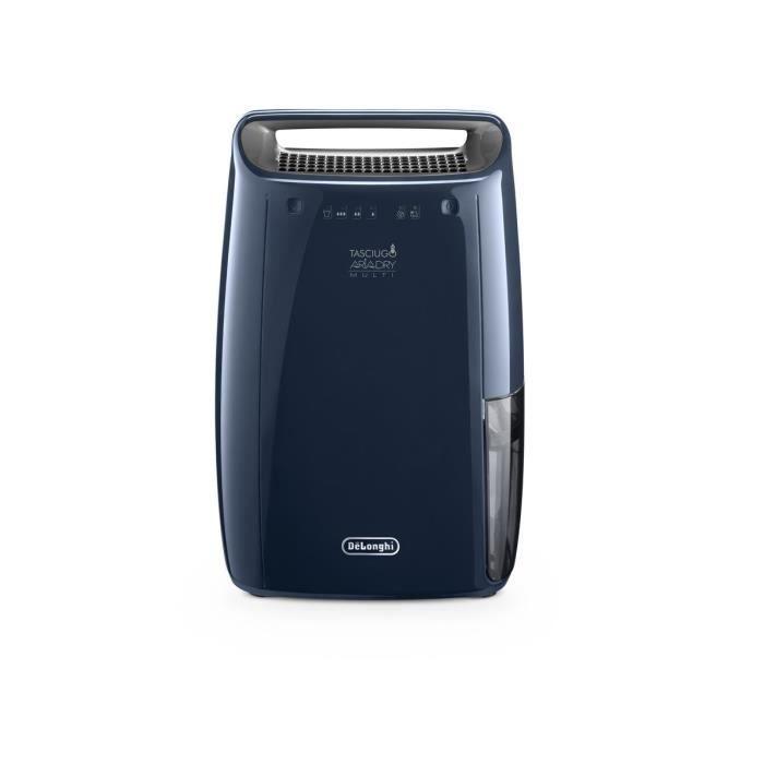 Delonghi Deshumidificateur D Air Dex216f Absorbeur D Humidite Deshumidificateur Et Pompe De Relevage