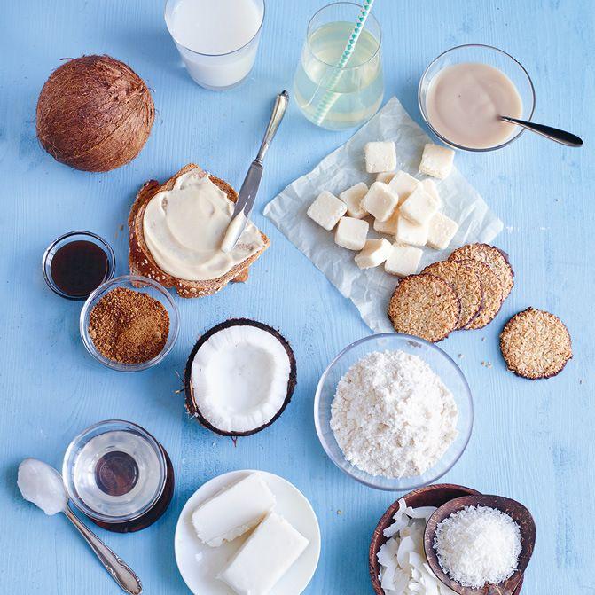 Kokos #healthy #gsund #vegan #vegetarisch #kokosnuss #coco