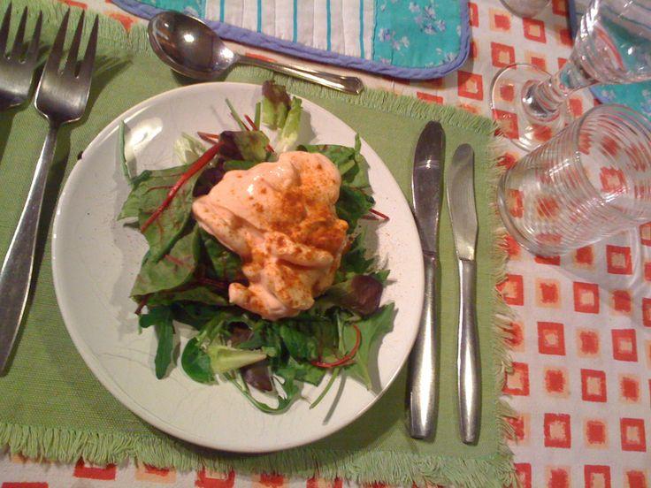 Slimming World prawn cocktail | Quark recipes, Making ...
