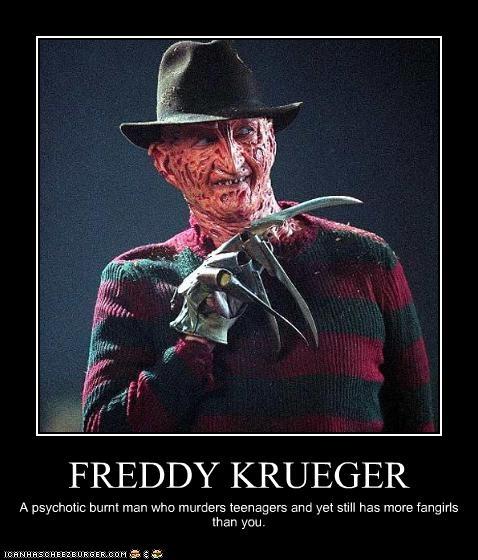 Freddy Krueger - Imgur