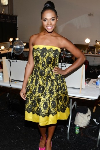 Star Gazing: New York Fashion Week Spring 2013: Front Row Chic: Page 4 : Essence.com