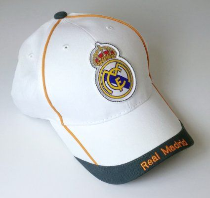 828573160c0 ... Cap 50% OFF + Free shipping Real Madrid Spain Soccer Sun Buckle La Liga  Curved ...