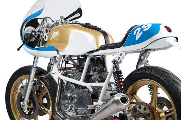 Road Runner: A Ducati Pantah reborn in Portugal