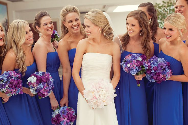 KatieLacker.SamPeck_FW12_03_SarahKatePhotographer.jpg | Brides of North Texas The deep blue and bright purple flowers are stunning, love the colors
