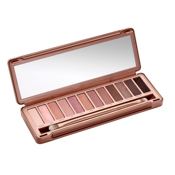 UD Naked 3 Palette...by far my favorite of the 3...NEED