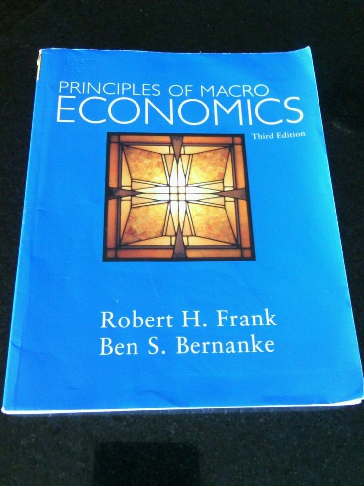 Principles of Macro Economics R.Frank & B. Bernanke Discover Econ Code Card Book | eBay