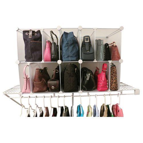 Deluxe Shelf Organizer birchlane Shelf organization