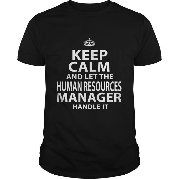 Mantenere La Calma Ed Chiamare Hr Manica Lunga T-shirt rargaVqT